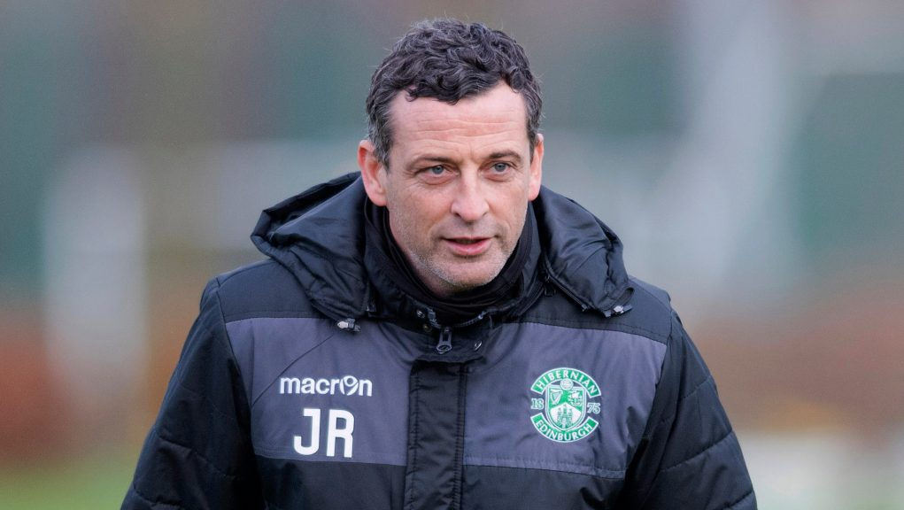 Jack Ross is targeting Scottish Cup silverware.