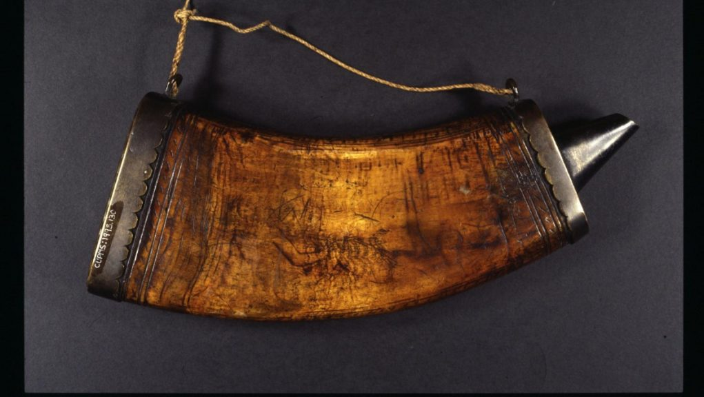 Artefacts are part of collection managed by Fife Cultural Trust.