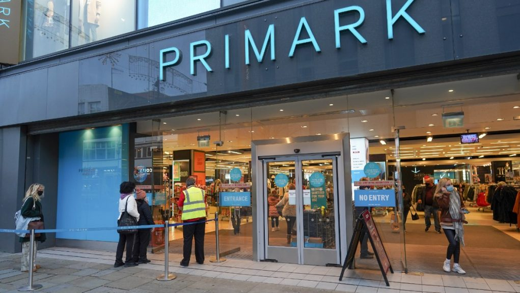 Overnight shopping: Primark extends hours after level four lockdown.