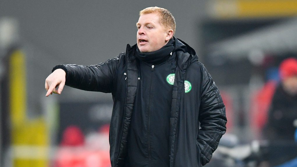 Lennon has vowed to work on turning around the team's form.
