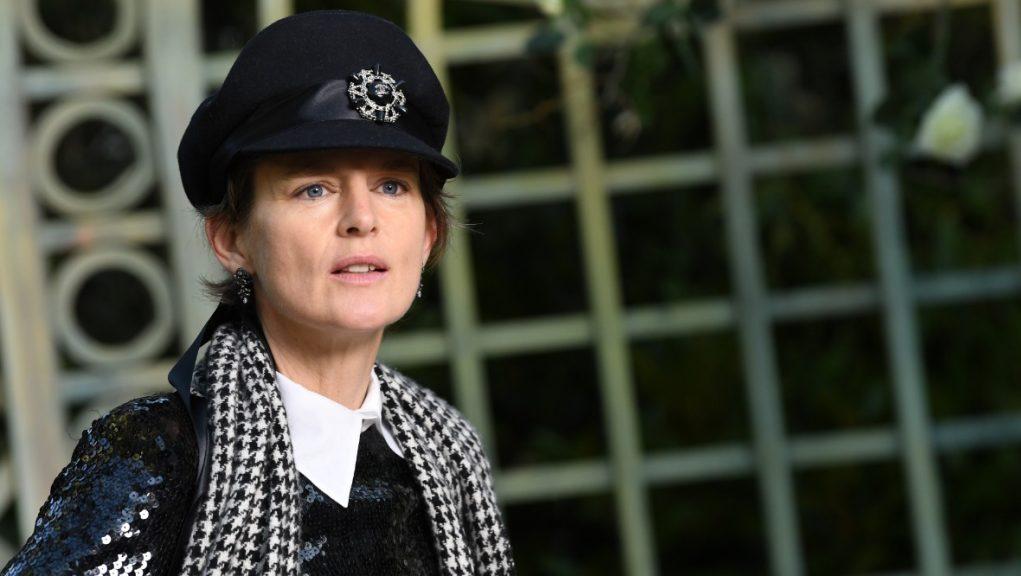 Death: Stella Tennant died days after her 50th birthday.