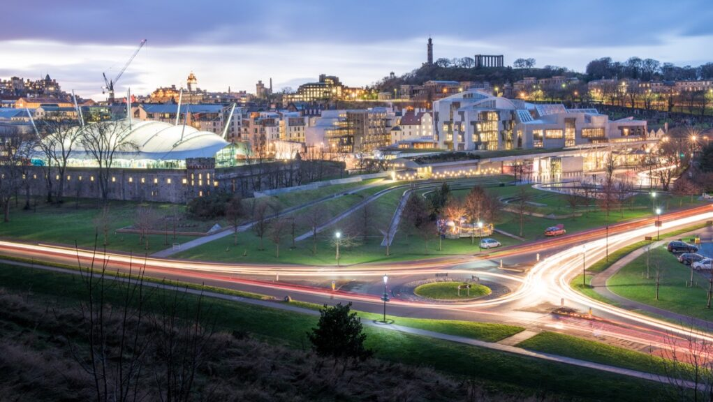 Holyrood: The SNP are set to dominate next year's Scottish Parliament election, according to a new poll.