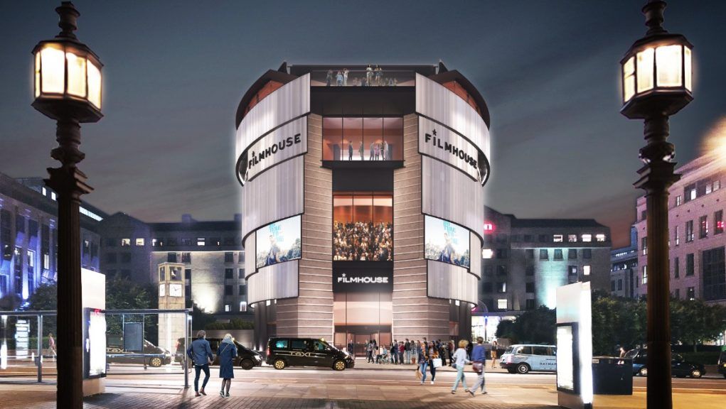 Cinema: Plans for state-of-the-art cinema released.
