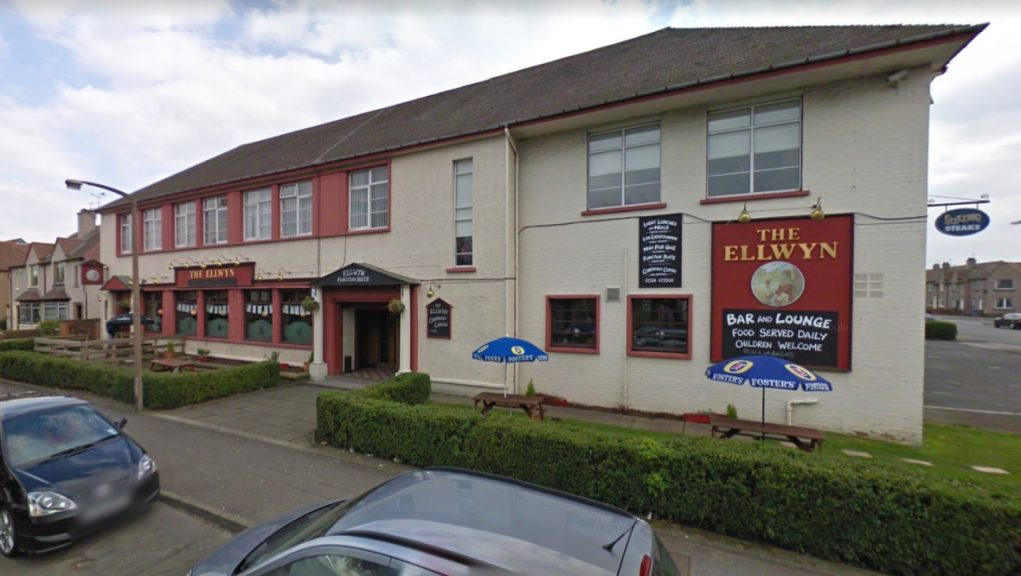 Grangemouth: The Ellwyn Bar will be closed for the next five months.