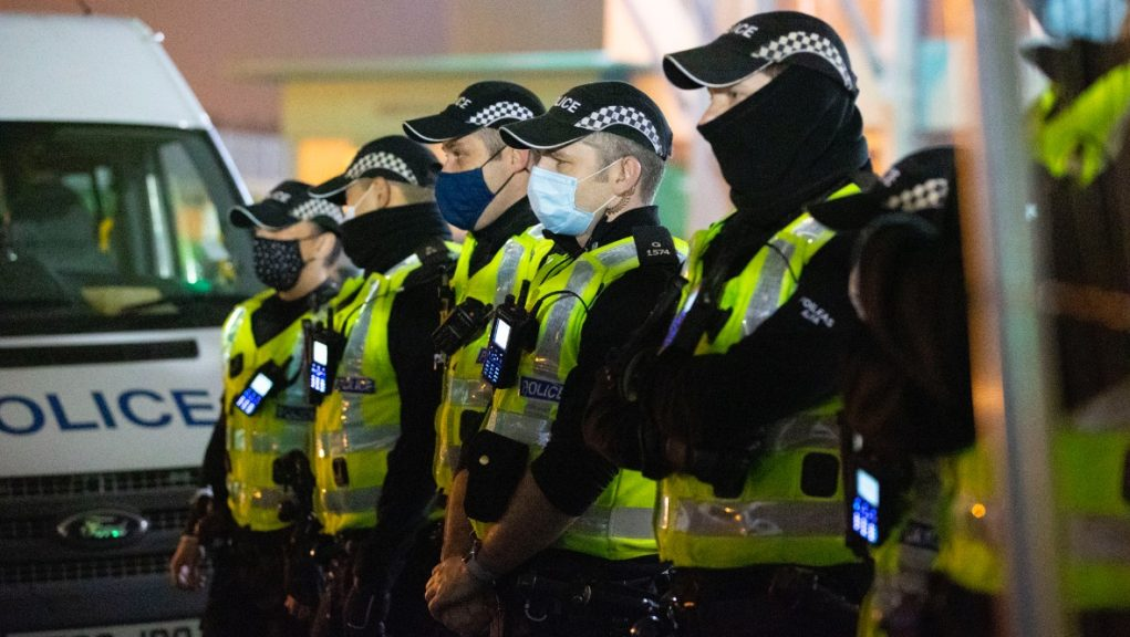 Police Scotland has issued more than 7000 fines and 550 arrests in relation to coronavirus rules.
