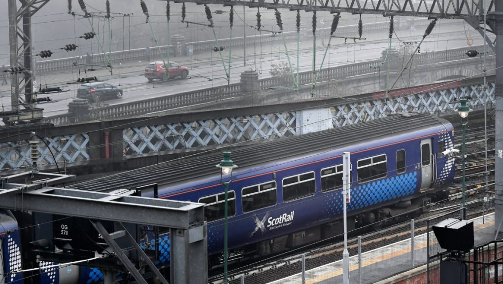 ScotRail services have been run by Dutch firm Abellio since 2015.