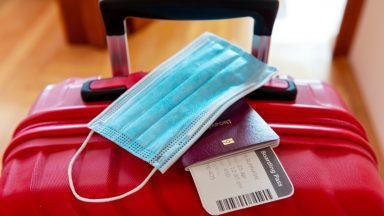 Coronavirus, travel, holiday.