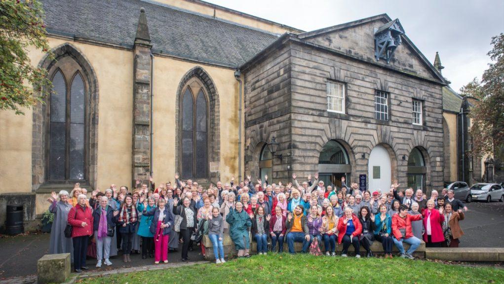 Church of Scotland: Greyfriars Kirk will mark 400 years on Christmas Day.