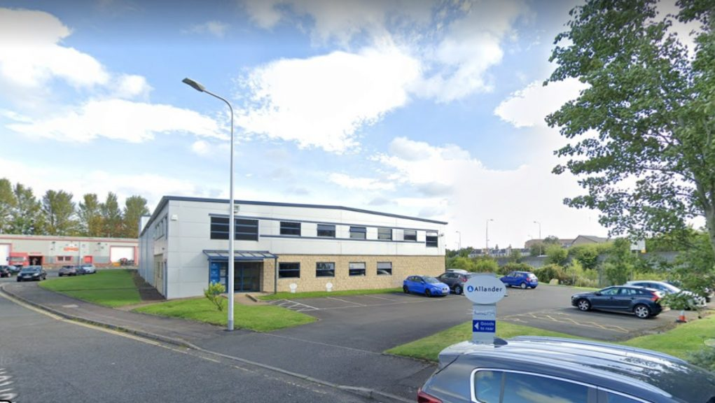 Allander Print: Printing firm had collapsed after cash flow problems.