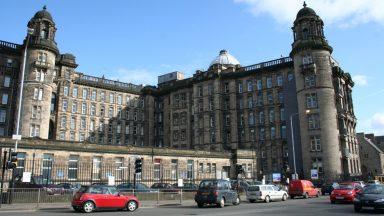 Glasgow Royal Infirmary.