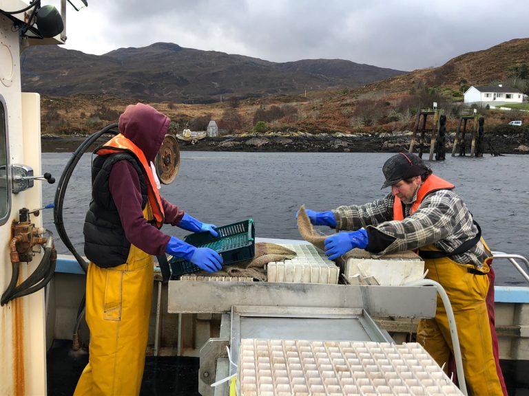 West coast fishermen want monitoring of inshore fishing grounds.