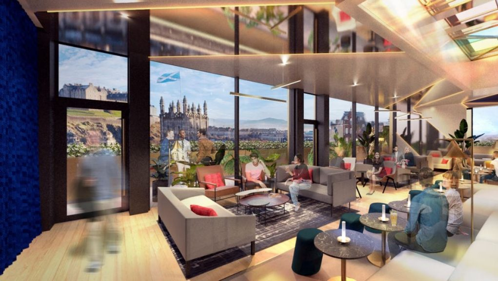 Edinburgh: The Johnnie Walker Princes Street whisky experience is expected to open next year.
