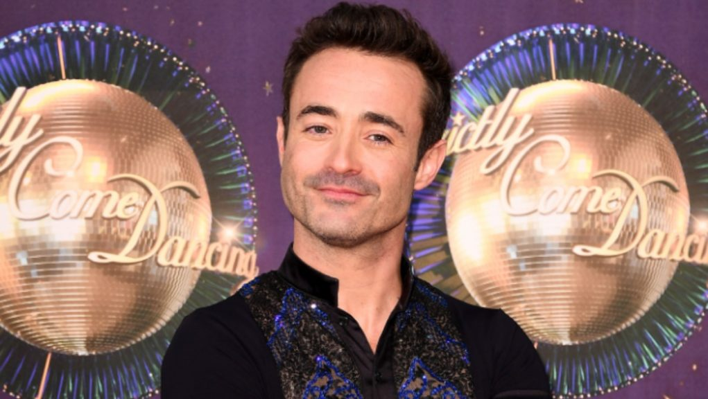 Strictly: 'Dancing show helped with stage fright'.