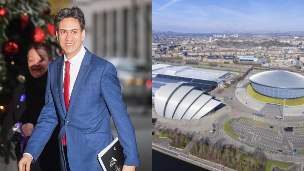 COP26 will take place at the Scottish Event Campus in Glasgow.
