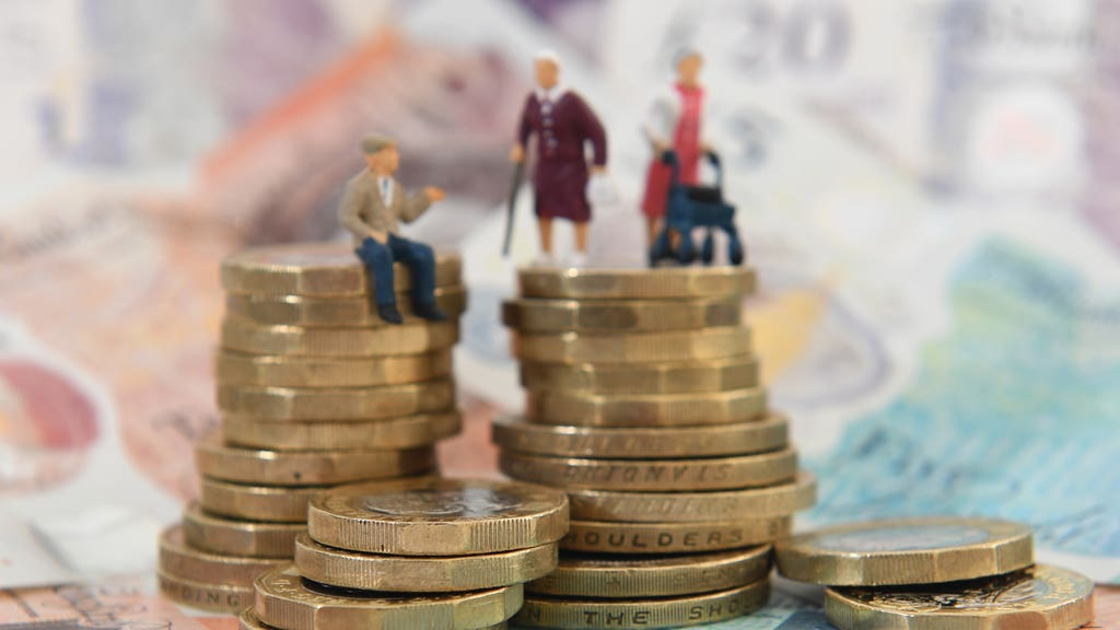 The report shows that the poorest Scots can expect to live in good health to just 46 years old.