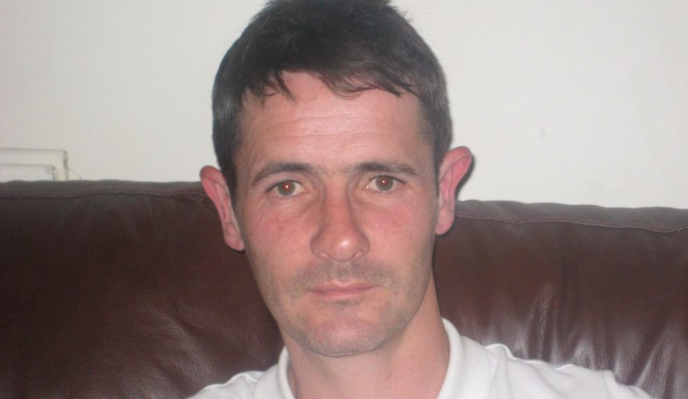 Tributes: Kevin Kelly passed away after falling in Motherwell.