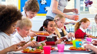 School meals.