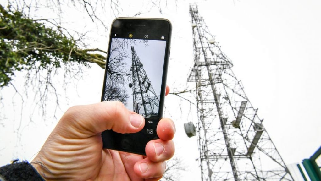 Connect: More than 120 mobile phone masts will be built in Scotland.