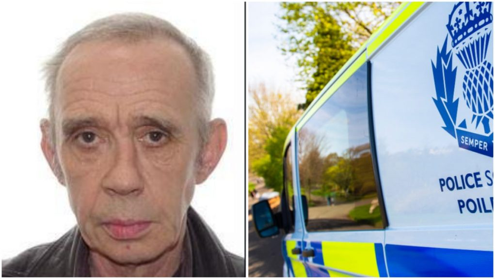 Ean Coutts: Remains found confirmed as missing man.