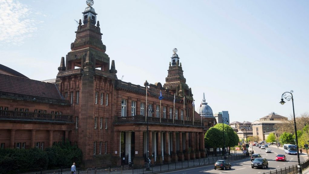 The studio would be set up in a part of Kelvin Hall that is currently vacant.