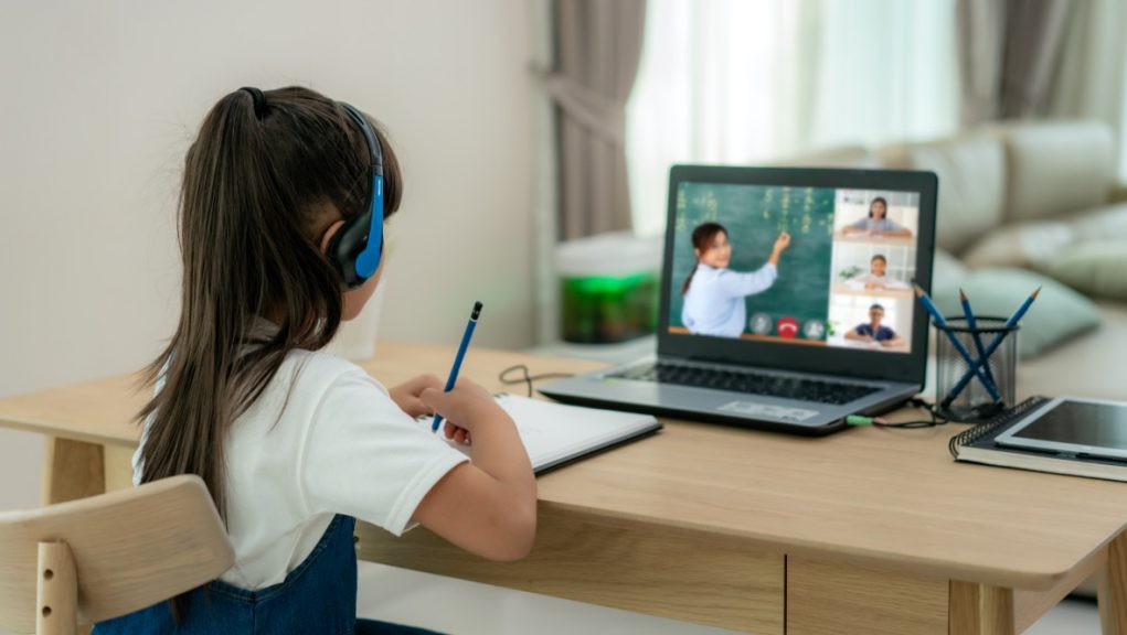 Online learning: Holyrood's Education Committee heard from teaching unions.