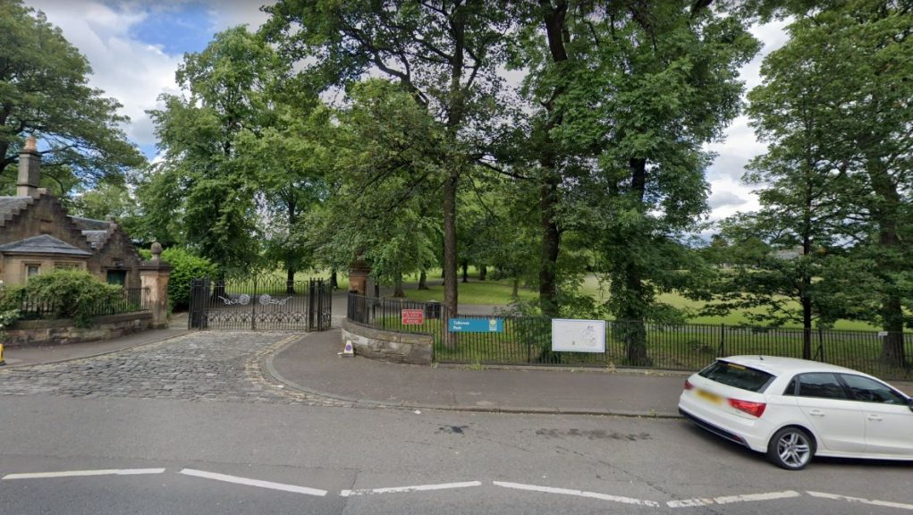 Teenager was sexually assaulted inside Tollcross Park.
