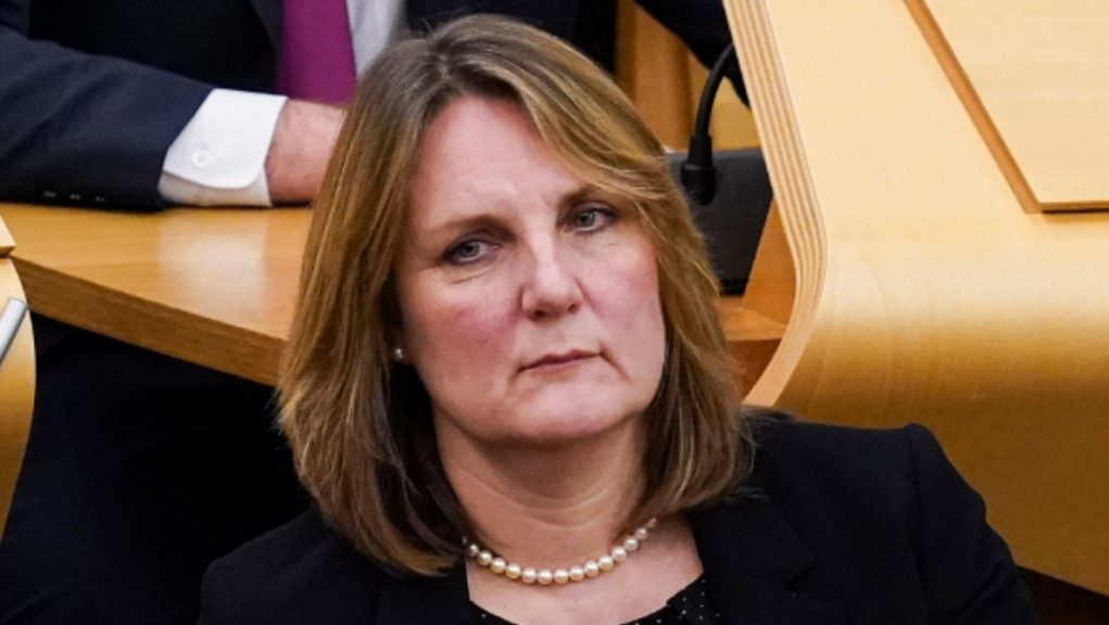 Ballantyne said her new party was 'pro-Scotland and pro-UK'.