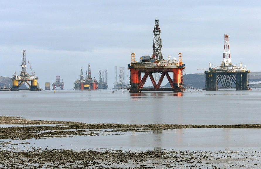 Oil: A 'highly challenging' environment.