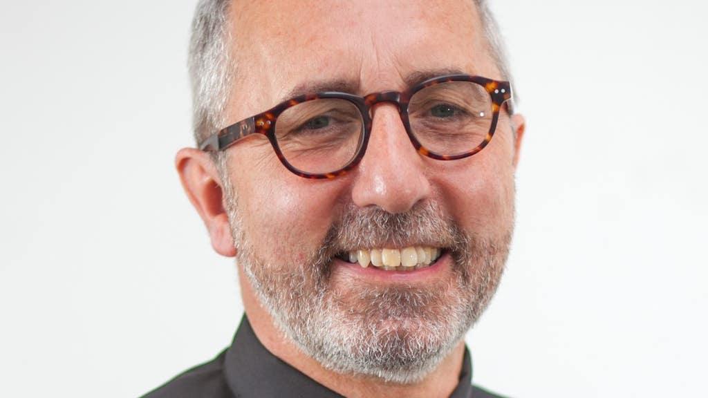 Rev Canon Dr Keith Riglin.