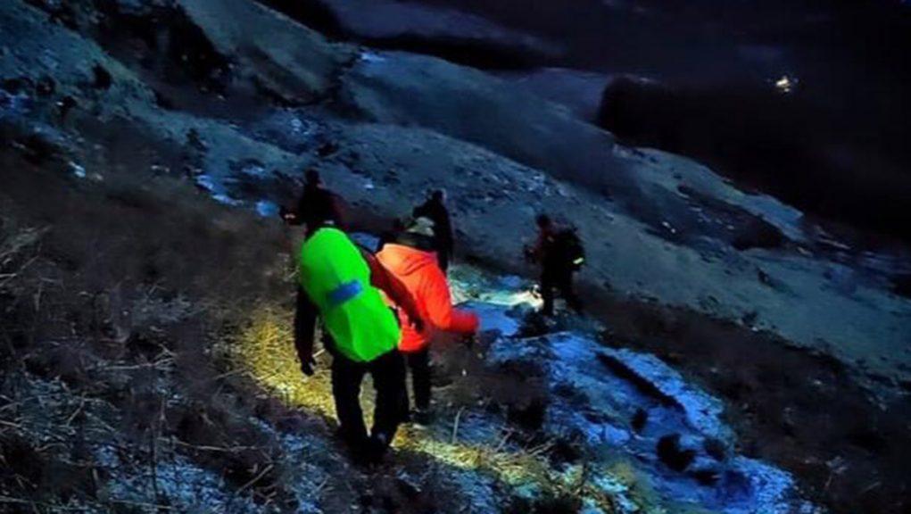 Two women were rescued from summit of Ben Lomond.