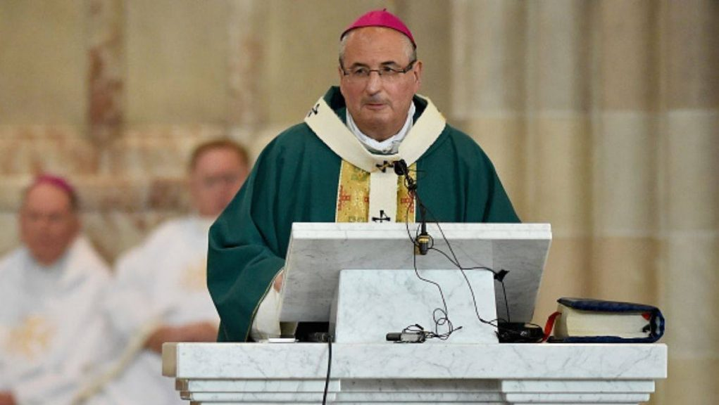 Archbishop Philip Tartaglia has died suddenly at his home aged 70
