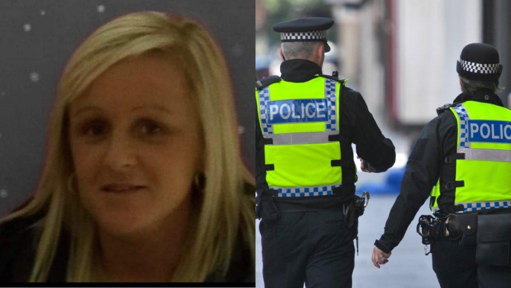 Appeal: Gillian Higgins has gone missing.