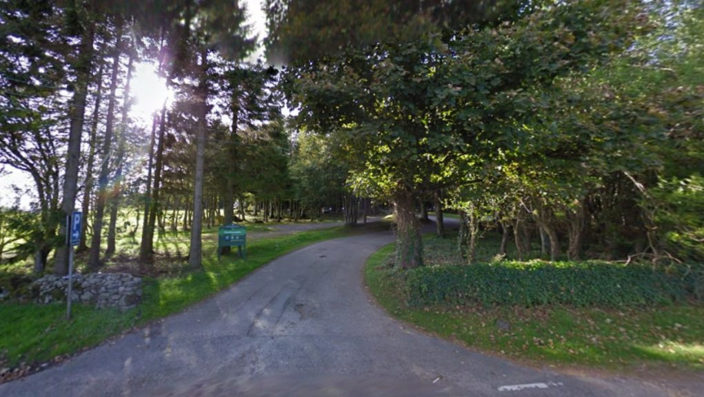 Investigation: Body found at Countesswells Forest.