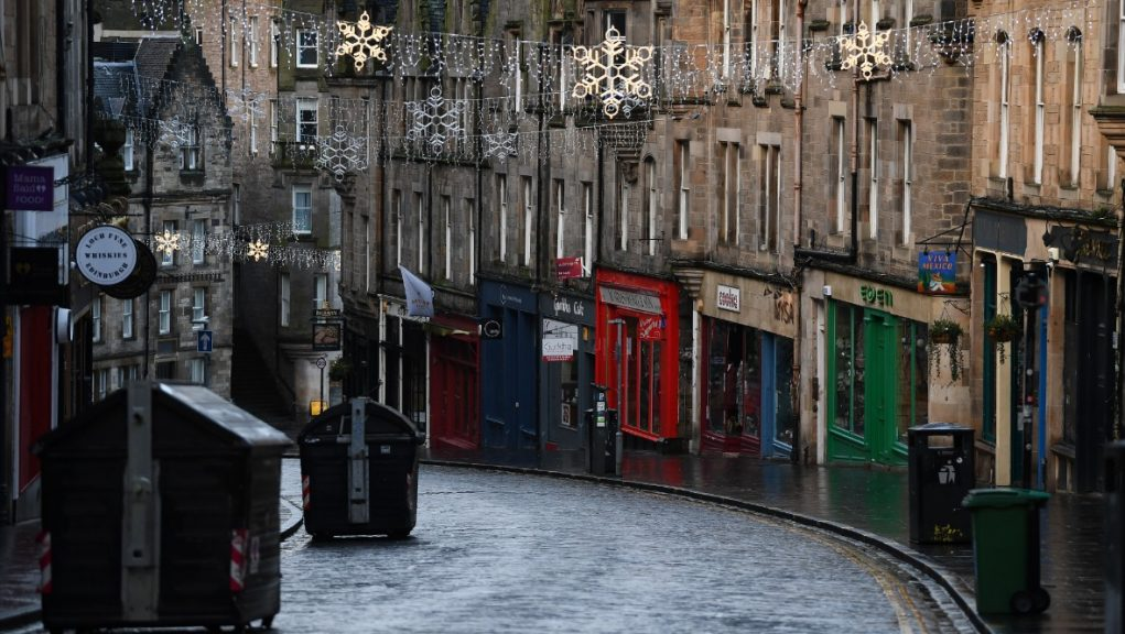 Scotland has been placed back into full lockdown.
