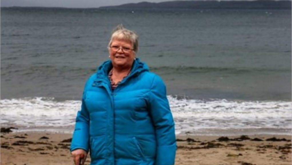 Margaret Smith from Oban.
