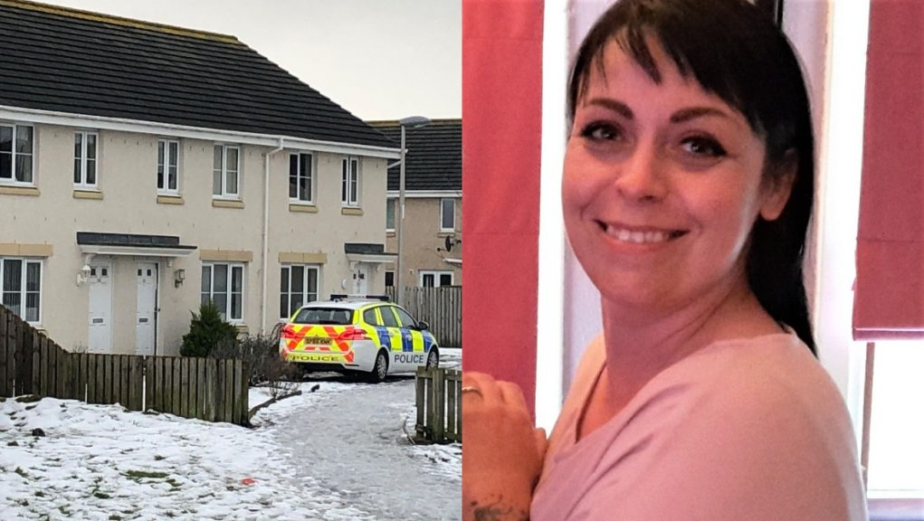 Michelle Lizanec was found dead at a property in Perth and Kinross.