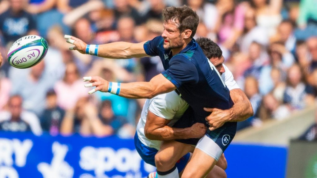 France captain Charles Ollivon is among those to have tested positive.