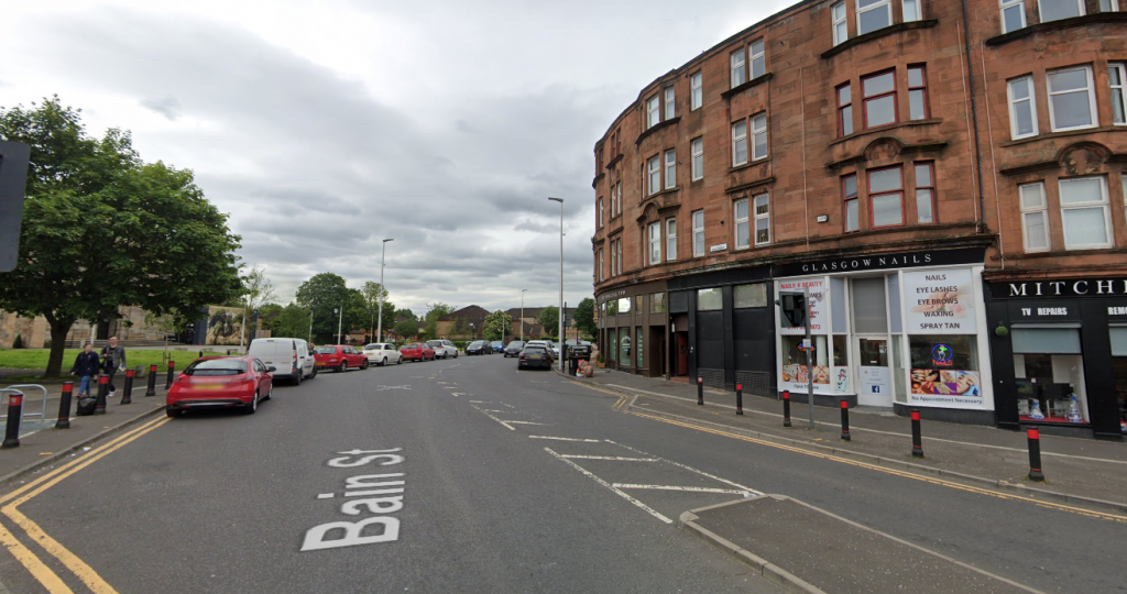 Bain Street, Glasgow.