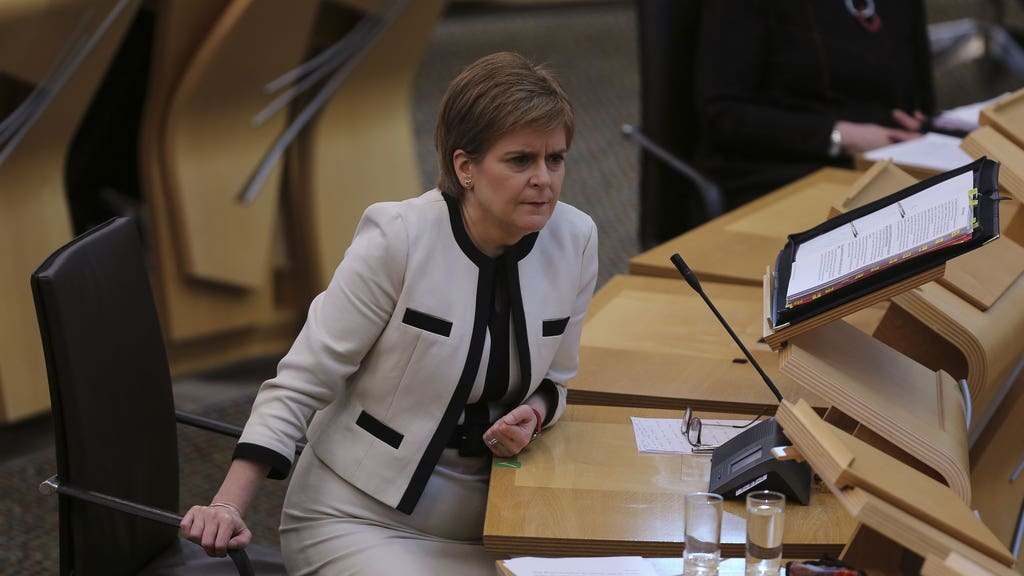 The First Minister will give evidence to the inquiry next week.