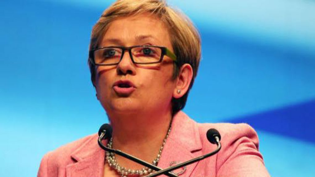 Joanna Cherry is no longer a member of the SNP front bench at Westminster.