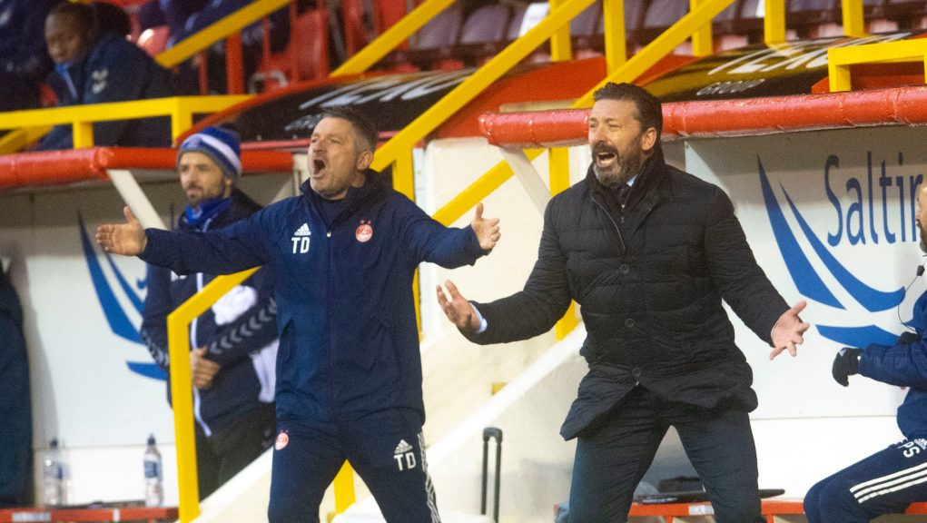 McInnes saw his side defeat Kilmarnock 1-0.