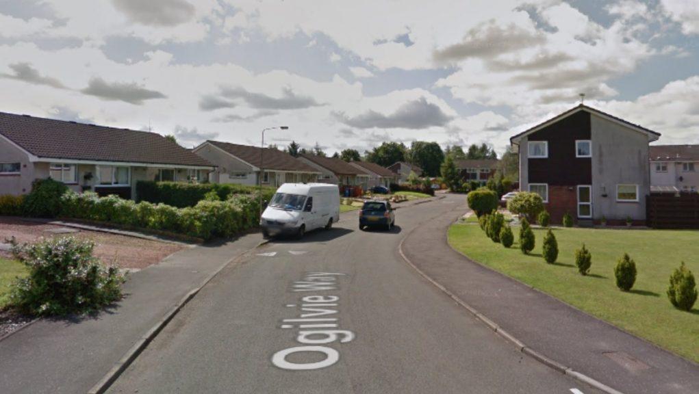 Attack: Boy taken to hospital following 'stabbing'.