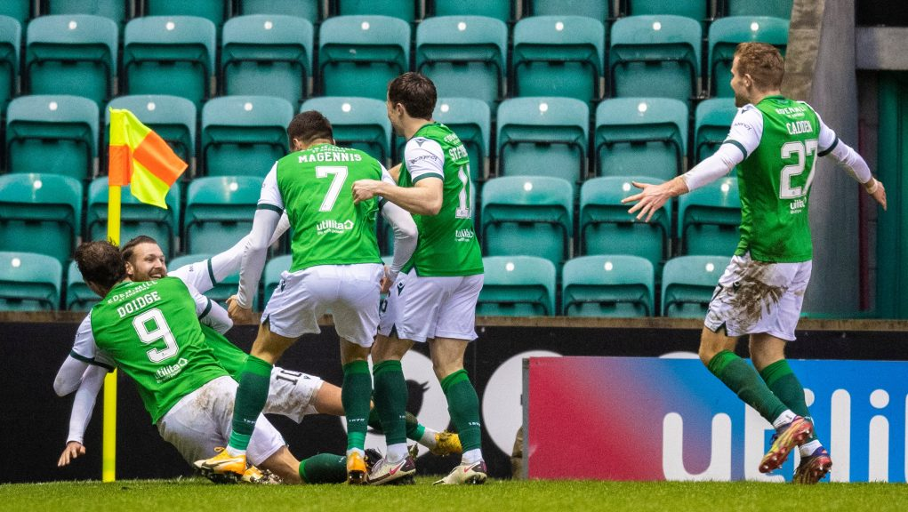 Martin Boyle showed his finishing touch to sink the Dons.