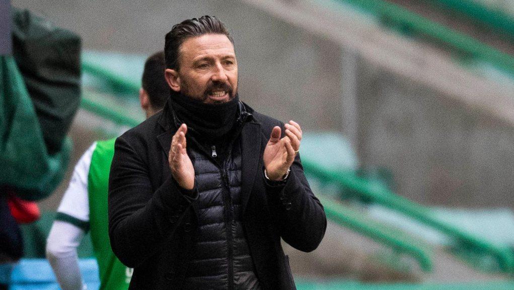 McInnes left Aberdeen earlier this month.