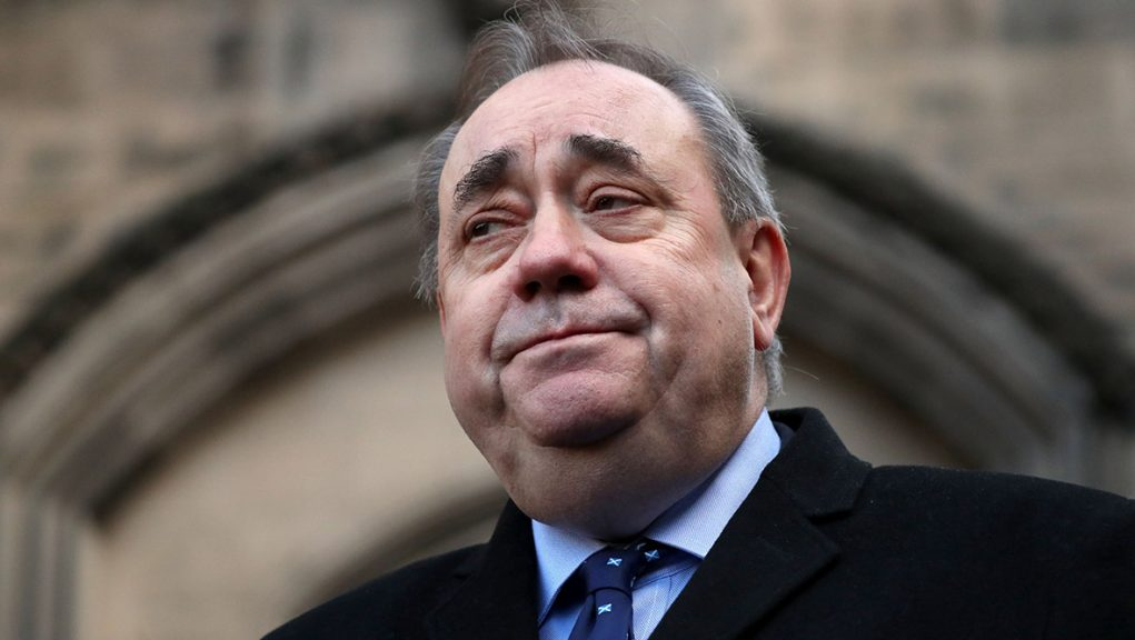 Alex Salmond alleges that First Minister Nicola Sturgeon broke the ministerial code in his submission.