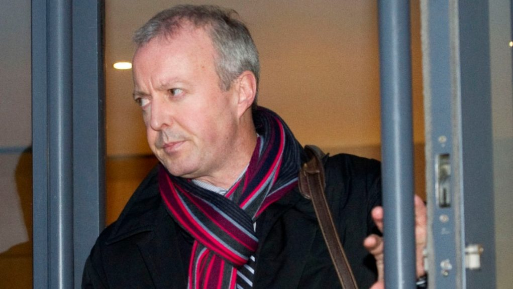 Ruling: Judge rules 'no probable cause' to prosecute David Grier in Rangers FC probe.