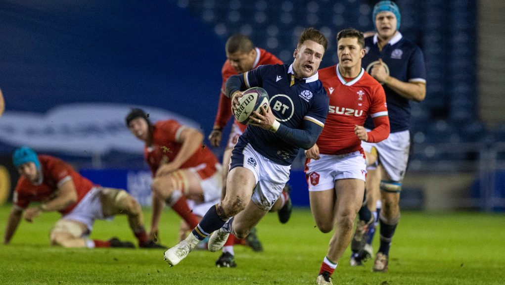 Hogg says Scotland's discipline will be better against France.