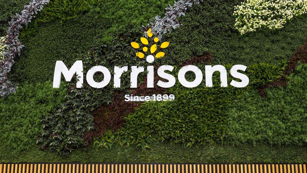 Morrisons trialling 'zero waste' stores in Edinburgh.