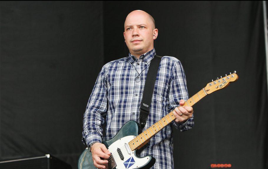 Free music tuition: Mogwai star Stuart Braithwaite has backed the call.