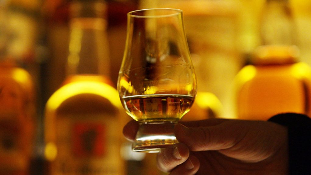 Private collection of 3900 whisky bottles sold for around £6.7m.